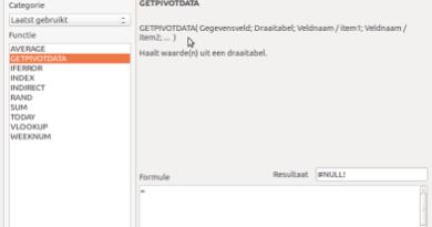 Engelse functienamen in Nederlandstalige Calc gebruiken